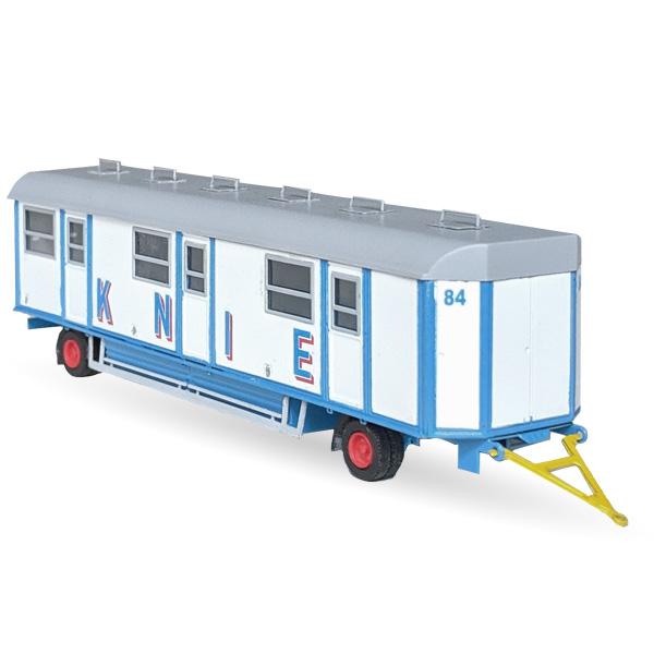 Circus Knie Mannschaftswagen Nr. 84 - Bausatz 1:87