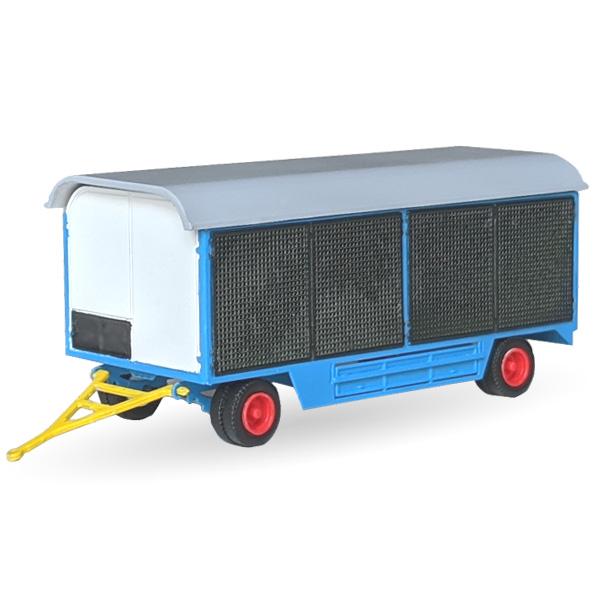 Circus Knie Käfigwagen Nr. 13/15  - Bausatz 1:87
