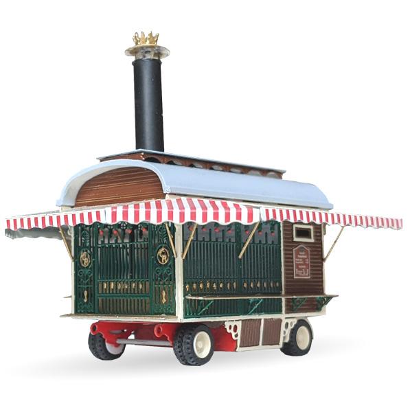 Circus Roncalli Grillwagen - Bausatz 1:87