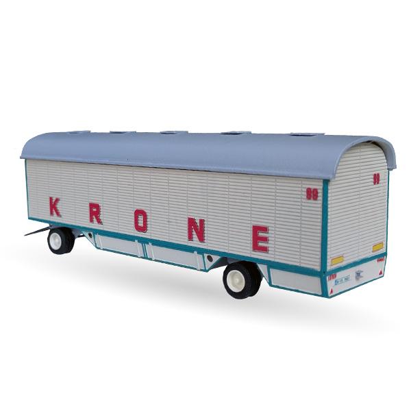 Circus Krone Mannschaftswagen Nr. 99 - Bausatz 1:87