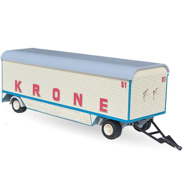 Circus Krone Packwagen Nr. 51 - Bausatz 1:87