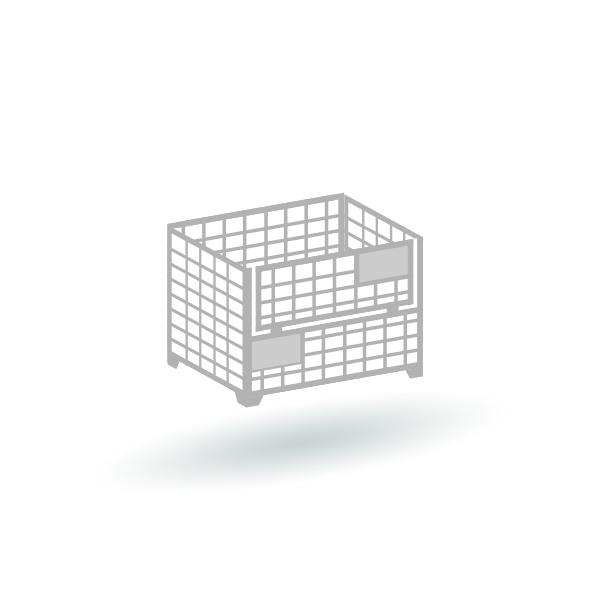 Gitterboxen - 3er Set - Bausatz 1:87