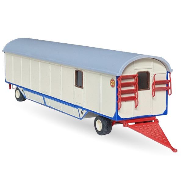Circus Roncalli Packwagen Nr. 20 - Bausatz 1:87