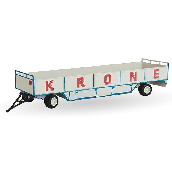 Circus Krone Chapiteauwagen Nr. 135 - Bausatz 1:87