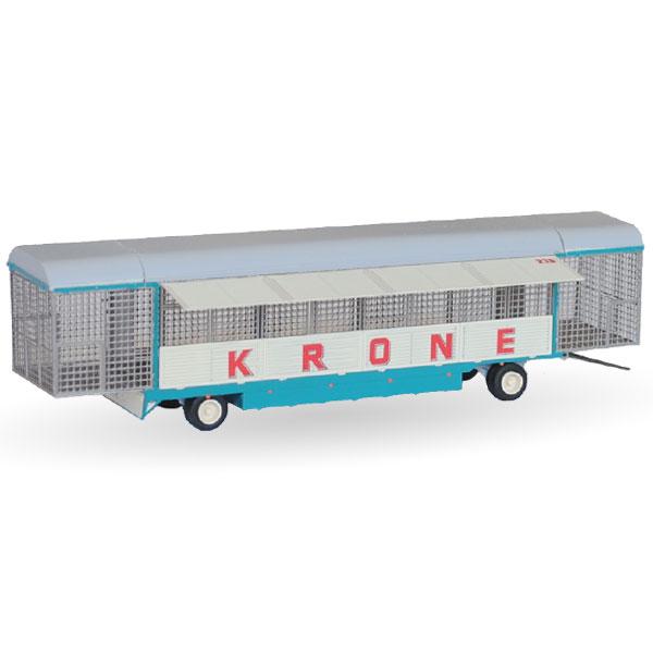Circus Krone Käfigwagen Nr. 219 - Bausatz 1:87