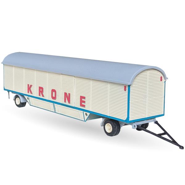 Circus Krone Packwagen Nr. 8 - Bausatz 1:87