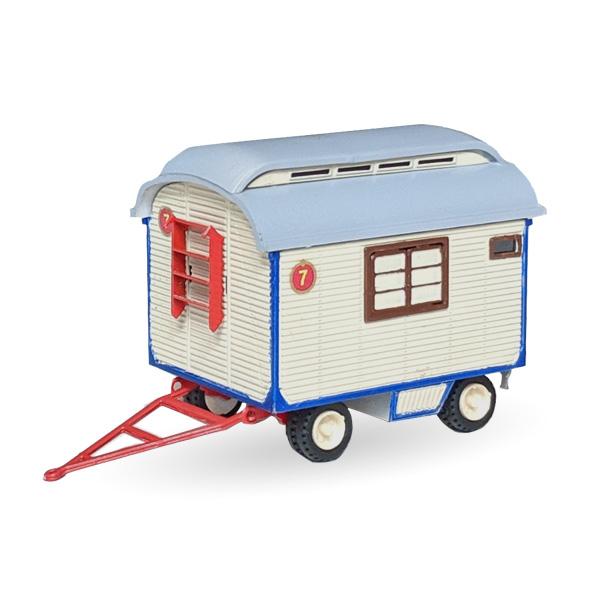 Circus Roncalli Wohnwagen Nr. 7 - Bausatz 1:87