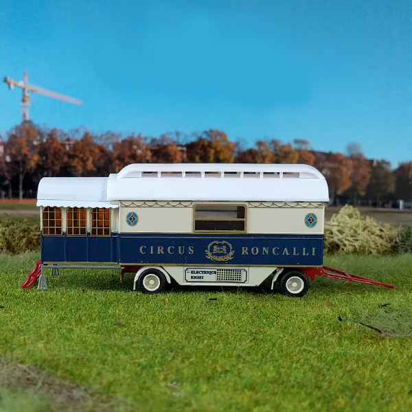 Circus Roncalli Direktionswagen Nr. 3 -  Bausatz 1:87