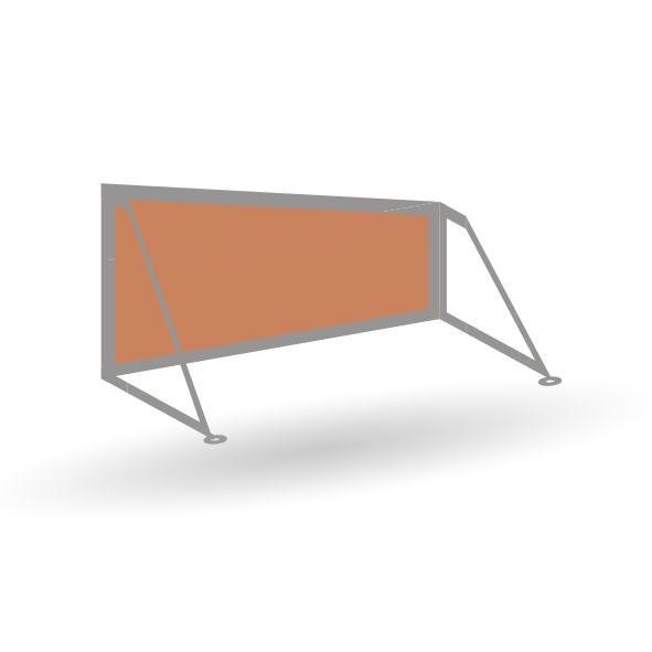 Nashorn Gehege Zaun - 16er Set - Bausatz 1:87