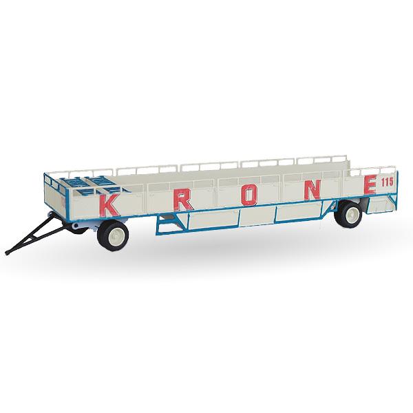 Circus Krone Mastenwagen Nr. 115 - Bausatz 1:87