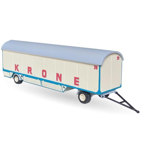Circus Krone Packwagen Nr. 20 - Bausatz 1:87