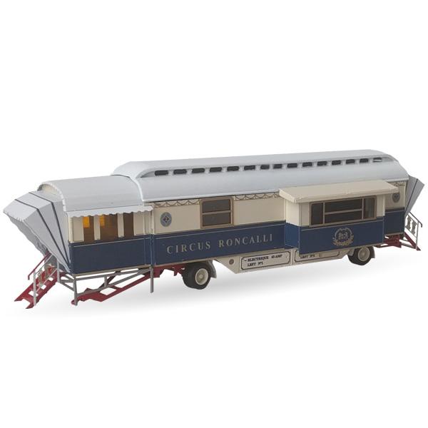 Circus Roncalli Direktionswagen Nr. 2 -  Bausatz 1:87
