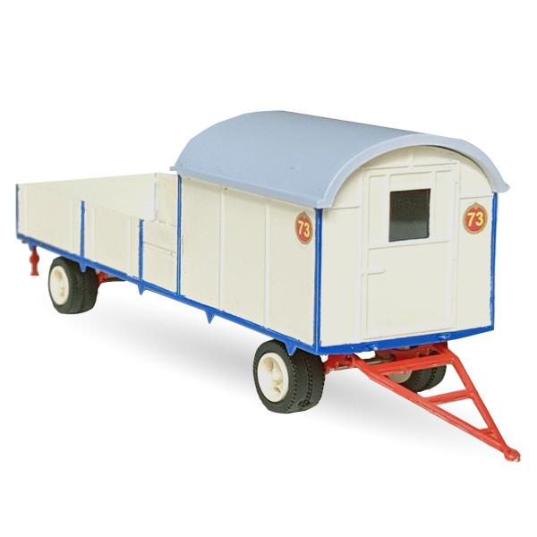 Circus Roncalli Ankerwagen Nr. 73 - Bausatz 1:87