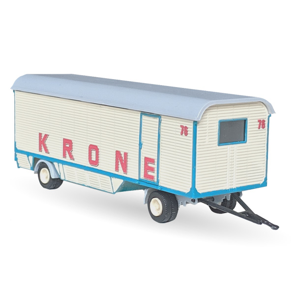 Circus Krone Packwagen Nr. 76 - Bausatz 1:87