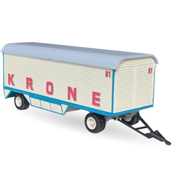 Circus Krone Packwagen Nr. 81 - Bausatz 1:87