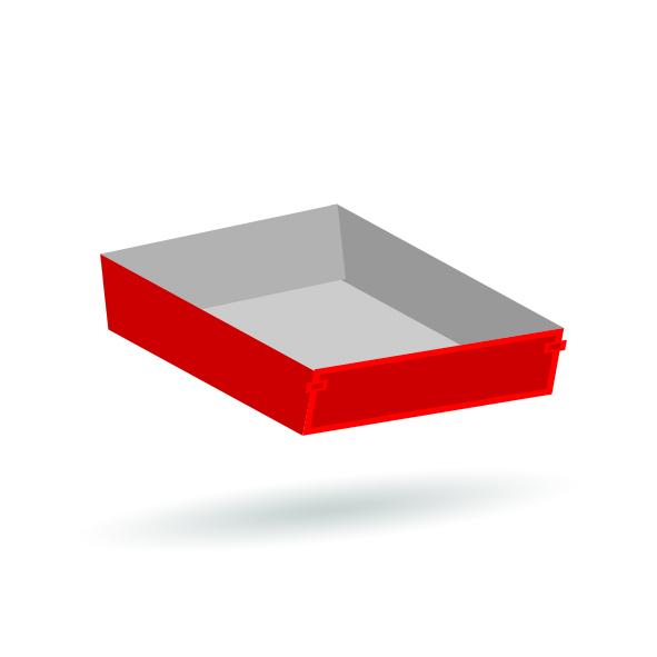 RESTPOSTEN - Kellerkasten modern - 3er Set - Bausatz 1:87