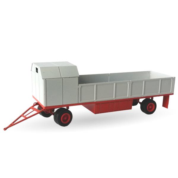 DDR Staatszirkus Stallzeltwagen - Bausatz 1:87