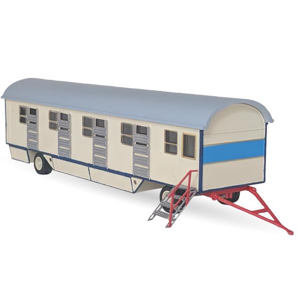 Circus Roncalli Mannschaftswagen Nr. 31 - Bausatz 1:87