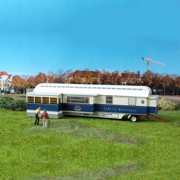 Circus Roncalli Direktionswagen Nr. 1 -  Bausatz 1:87