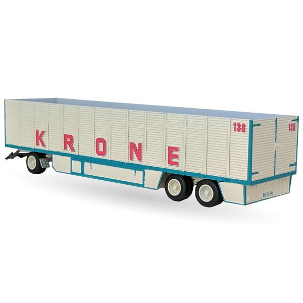 Circus Krone Gradinwagen Nr. 136/138 - Bausatz 1:87