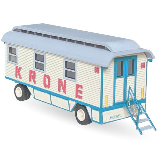 Circus Krone Bürowagen Nr. 68 - Bausatz 1:87