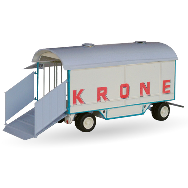 Circus Krone Nashornwagen - Bausatz 1:87