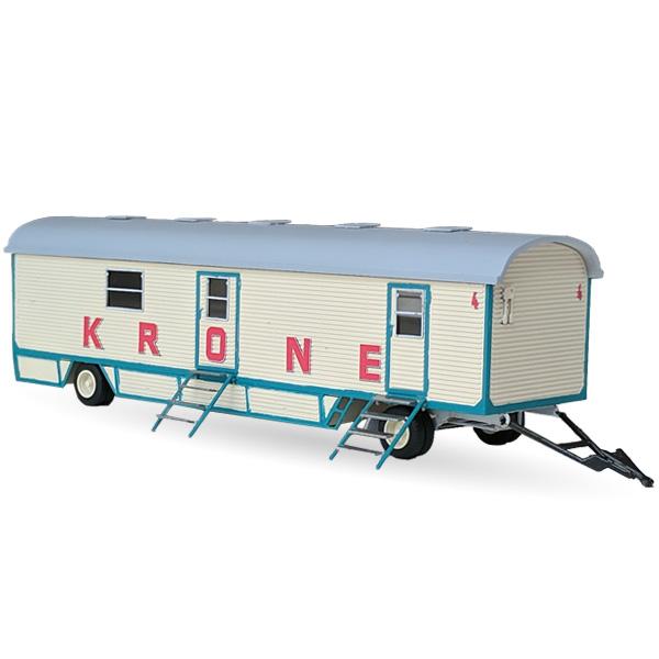 Circus Krone Küchenvorratswagen Nr. 4 - Bausatz 1:87